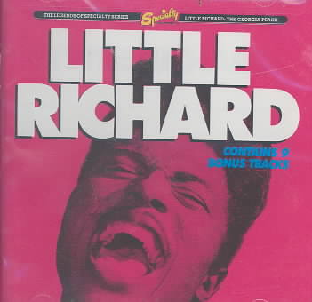 GEORGIA PEACH BY LITTLE RICHARD (CD)